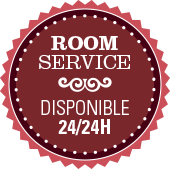Badge Room service